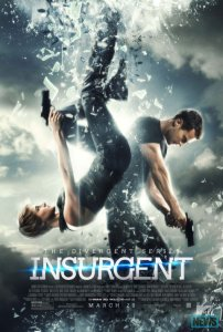Insurgent movie poster. Source: MTV